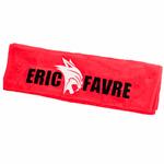 Serviette Rouge Eric Favre