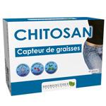 Chitosan : Capteur de graisses