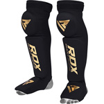 RDX Shin Guards Instep Leg Pads Knee : Protège-tibias, genoux et pieds