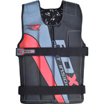 RDX R1 Weighted Vest : Gilet lesté ajustable de 10 à 18 kg