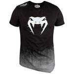 T-Shirt Venum Interference 2.0 Black : T-shirt Venum
