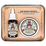 Mr Bear Family Ginger Man Box : Coffret vintage pour la barbe