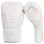 Élite Boxing Gloves White : Gants de boxe