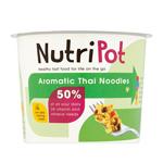 Nutripot Aromatic Thai Noodles 6x85g : Plats préparés de nouilles