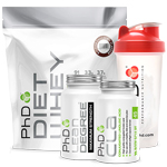 PHD Burn Pack : Pack perte de poids complet