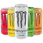 Monster Ultra : Complexe énergisant prêt à boire