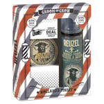 Groom & Grow Gift Pack : Pack pour barbe