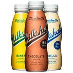 Protein Milkshake : Milkshake protéinée