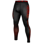 Venum Signature Spats Black Red