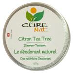 Déodorant Citron Tea Tree
