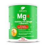 Mg + Guarana + B-complex + Vitamin C : Complexe de vitamines et minéraux en poudre