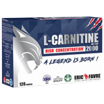 L-Carnitine Tartrate 2000 : Carnitine en capsules