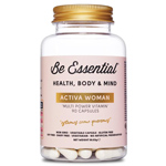 Activa Woman : Complexe vitamines et minéraux