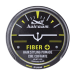 Hairgum Fiber+ Pomade : Cire pour cheveux - Fixation légère