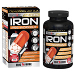 Iron Pre-Workout : Booster de force et d'endurance