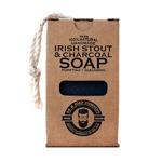 Irish Stout & Charcoal Soap : Savon artisanal - Bière et charbon