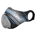 VENT Performance Filtration Breathing : Masque d'entraînement 2 en 1