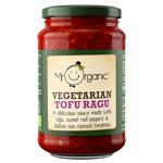 Tofu Pasta Sauce : Sauce végétarienne au tofu