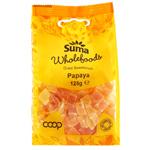 Dried Sweetened Papaya : Papayes séchées et sucrées