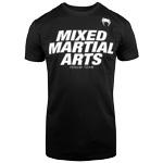 Venum MMA VT Black/white : T-shirt Venum
