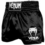 Muay Thaï Shorts Classic Black : Short Venum