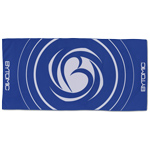 Microfibre Gym Towel Blue