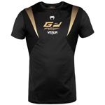 Petrosyan Dry Tech T-Shirt Black Gold