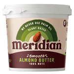 Smooth Almond Butter : Beurre d'amandes