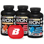 Iron Series Pack : Pack de recomposition physique
