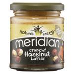 Crunchy Hazelnut Butter : Beurre de noisette crunchy