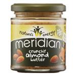 Crunchy Almond Butter : Beurre d'amande crunchy