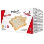 Toast : Toasts protéinés