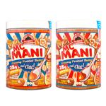 MC Mani CLAC : Beurre de cacahuète protéiné
