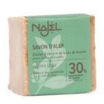 Savon Alep 30% HBL : Savon d'Alep titré à 30%