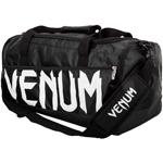Sparring Sport Bag Black White : Sac de sport Venum