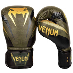 Impact Boxing Gloves Khaki : Gants de boxe