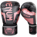 ELite Boxing Gloves Black Pink