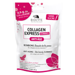 Collagen Express Gummies : Bonbons au collagène