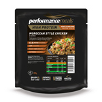 Morocan Style Chicken : Plat préparé Poulet & Quinoa
