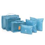 Luggan : Set de rangement pour valise