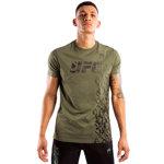 UFC Authentic Fight Week Men Tee Shirt Khaki : T-shirt UFC Venum