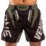 Fightshort One FC Impact Black Khaki