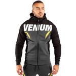 Hoodie One FC Impact Grey Yellow : Sweat à capuche Venum