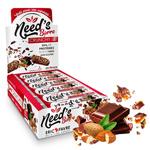 Needs Crunchy Protein Bar : Barres de protéines