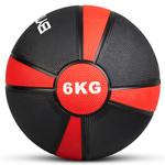 Rubber Medecin Ball : Balle lestée en rubber