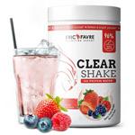 Clear Shake : Isolat de protéine de Whey rafraîchissante