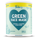 Green Face Mask : Masque facial détoxifiant
