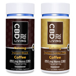 CBD Living Instant Coffee