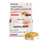Protein Flapjack +  : Proteinreiche & Energie Riegel