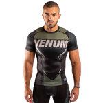 Rashguard One FC Impact Black Khaki : T-shirt de compression